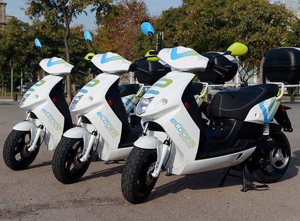 Ecooltra motos