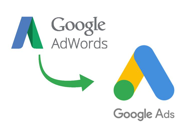 google adwords, google ads, cambios ads, google